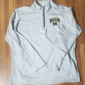 University of Michigan Quarter Zip